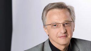 Prof. Karl Karst Programmchef WDR 3